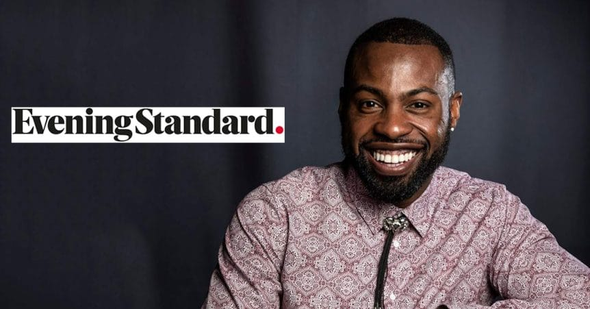 Darren Harriott Evening Standard interview