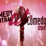 Comedy Central at the Comedy Store logo