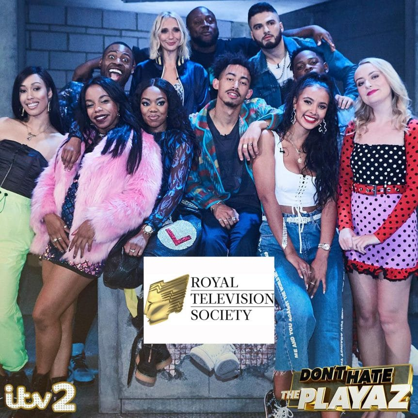 RTS nomination for Don't Hate the Playaz