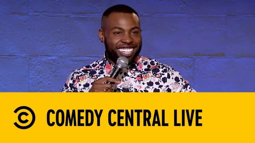 Comedy Central Live