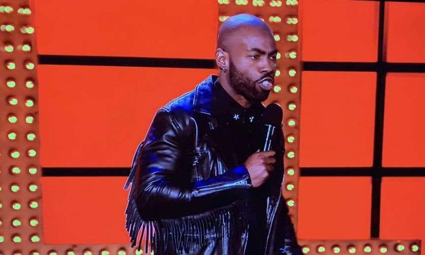 Darren Harriott Live at the Apollo